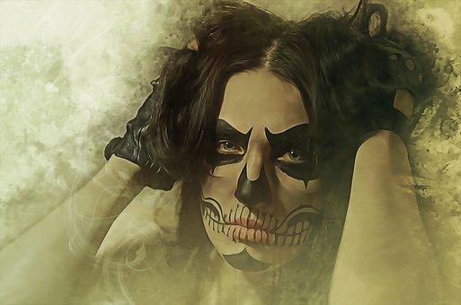 La Donna scheletro