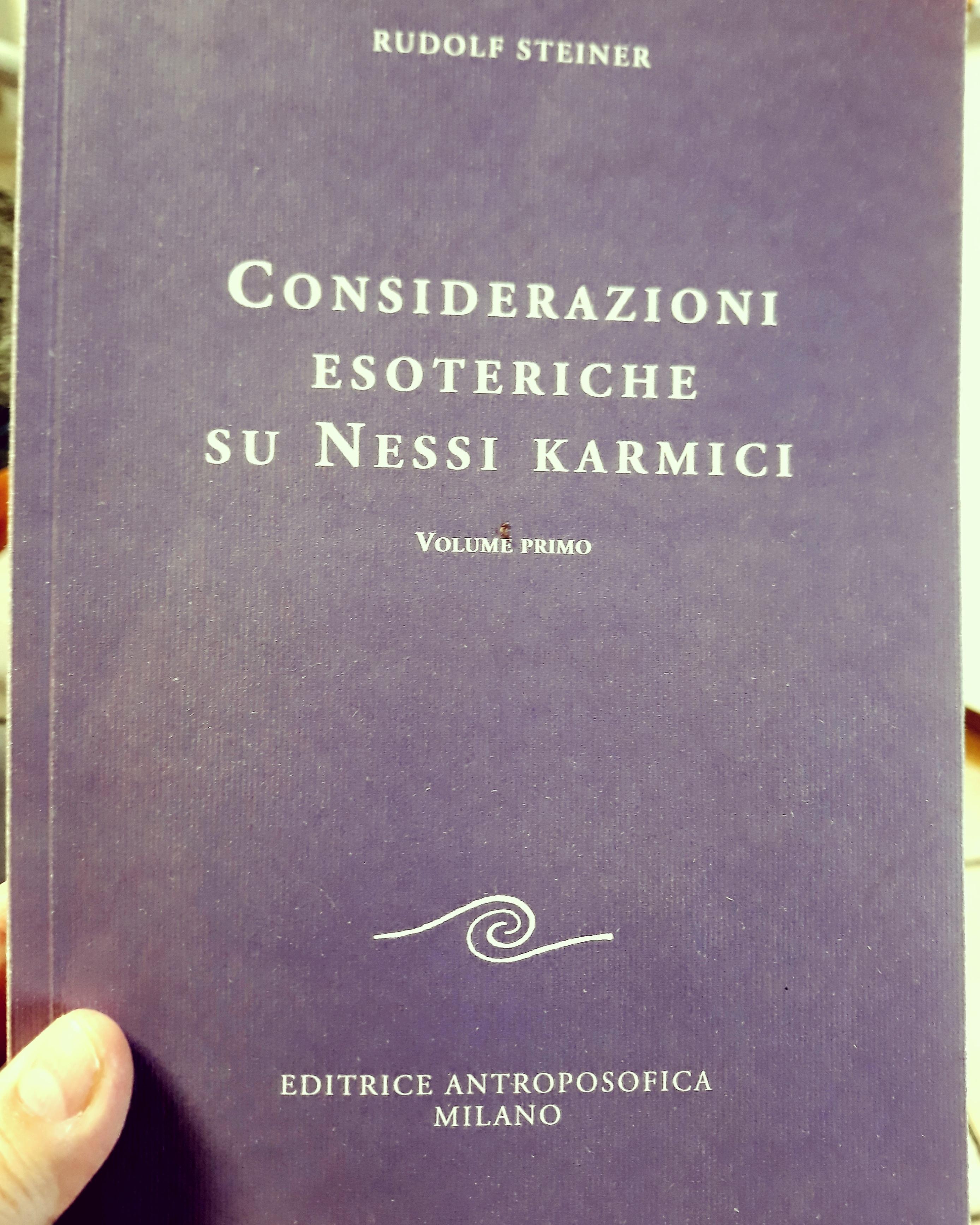Considerazioni esoteriche sui nessi Karmici