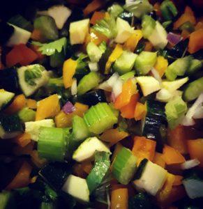 Verdure estive